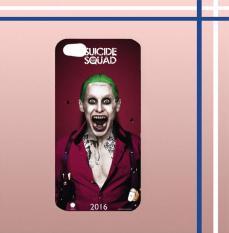 Casing gambar motif HARDCASE untuk hp Xiaomi Mi 5C Suicide Squad Movies Joker Poster 2016 M00040