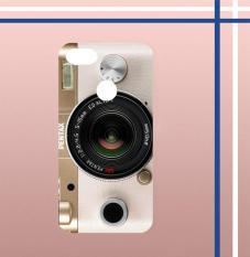Review Casing Gambar Motif Hardcase Untuk Hp Xiaomi Mi 5X Mi A1 Pentax Mirrorless L0776 Cases