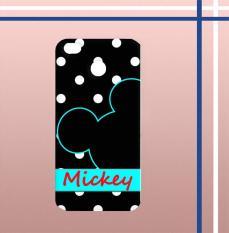 Casing gambar motif HARDCASE untuk hp Xiaomi Redmi 4X mickey polkadot T0083