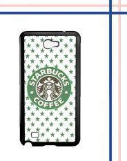 Casing Gambar Motif HARDCASE Untuk Samsung Galaxy Note 2 Awesome Starbuck Star O0717 Case