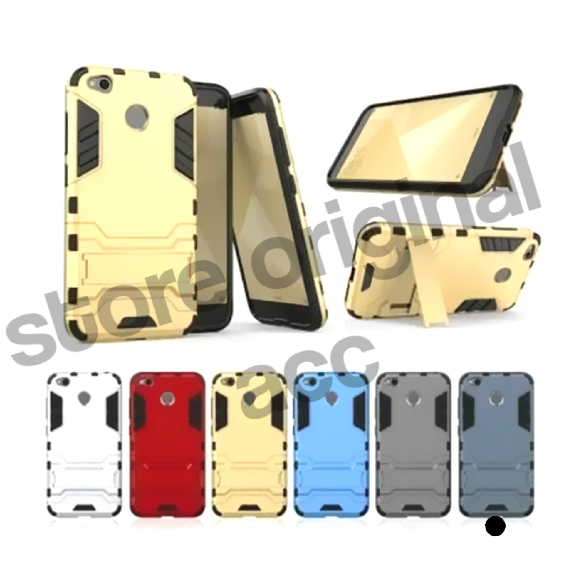 Casing Handphone Iron Robot Standing Hardcase Casing For Xiomi Redmi 3 PRO / 3S / 3X / 3 Biasa