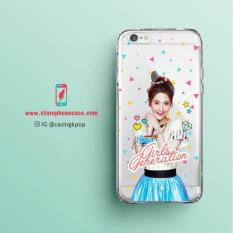 Casing Handphone KPOP YOONA SNSD GIRLS GENERATION BABY G CLEAR