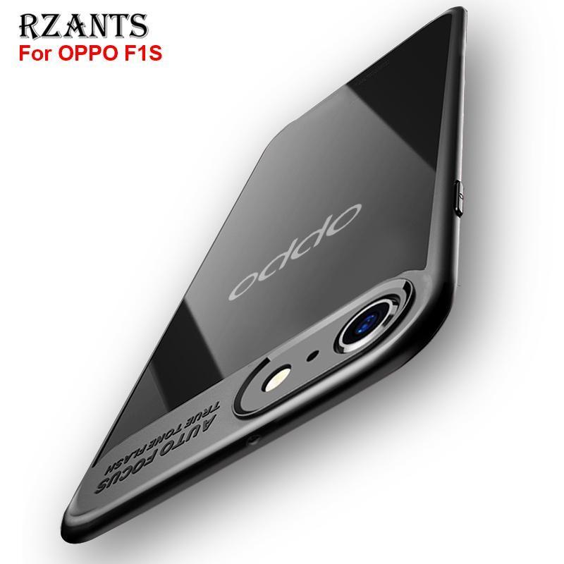 Casing Handphone Rzants untuk OPPO F1S Warna Hitam
