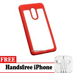 Casing Handphone Xiaomi Redmi Note 4 / Note 4X Auto Focus Transparan Soft Hybrid Protector - Free Handfree iPhone