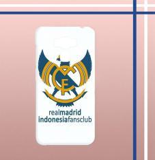 Casing HARDCASE Bergambar Motif Untuk Asus Zenfone 3 ZE520KL 5,2 inch Real Madrid Indonesia Case
