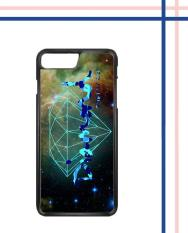 Casing HARDCASE Bergambar Motif Untuk Handphone iPhone 7 Plus Diamond Supply Co Galaxy Nebula ex Icespring Case Cover