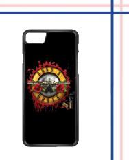 Casing HARDCASE Bergambar Motif Untuk Handphone iPhone 8 Guns N Roses Case Cover