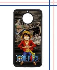 Harga Casing Hardcase Bergambar Motif Untuk Handphone Motorola Moto G5S Plus One Piece Q0077 Case Cover Murah