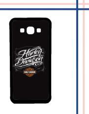Casing HARDCASE Bergambar Motif Untuk hp Samsung Galaxy On 7 2015 Harley Davidson Auto Vintage Grunge Logo M0001