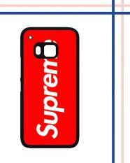 Casing HARDCASE Bergambar Motif Untuk HTC One M9 Supreme New York Clothing X5089 Case