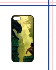 Casing HARDCASE Bergambar Motif Untuk iPhone 5 / iPhone 5S / iPhone SE Movie The Jungle Book M00181 Case Cover