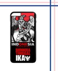 Casing HARDCASE Bergambar Motif Untuk iPhone 6 / iPhone 6S INDONESIA W3906 Case Cover