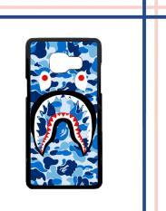 Casing HARDCASE Bergambar Motif Untuk Samsung Galaxy A5 2016 SM-A510 Supreme Shark Blue E1387 Case