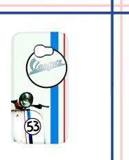 Casing HARDCASE Bergambar Motif Untuk Samsung Galaxy A5 2017 SM-A520 Vespa Logo E0617