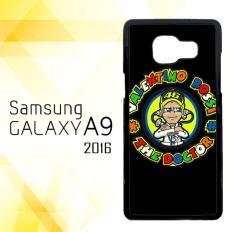 Casing HARDCASE Bergambar Motif Untuk Samsung Galaxy A9 2016 SM-A910 Valentino Rossi The Doctor