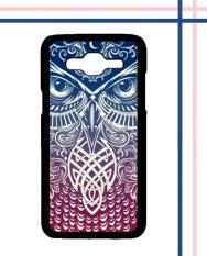 Casing HARDCASE Bergambar Motif Untuk Samsung Galaxy J2 2015 SM-J200 Tribal Owl wallpapers I0003 Case