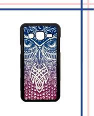 Casing HARDCASE Bergambar Motif Untuk Samsung Galaxy J3 2016 SM-J310 Tribal Owl wallpapers I0003 Case