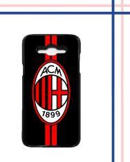 Casing HARDCASE Bergambar Motif Untuk Samsung Galaxy J5 2015 SM-J500 AC Milan Logo