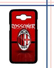 Cuci Gudang Casing Hardcase Bergambar Motif Untuk Samsung Galaxy J5 2016 Sm J510 Ac Milan Rossoneri Case