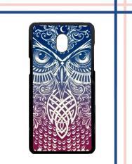Casing HARDCASE Bergambar Motif Untuk Samsung Galaxy J7 PRO SM-J730 Tribal Owl wallpapers I0003 Case