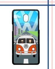 Casing HARDCASE Bergambar Motif Untuk Samsung Galaxy J7 PRO SM-J730 vw car classic cartoon L0803
