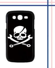 Casing HARDCASE Bergambar Motif Untuk Samsung Galaxy Neo Superman Is Dead Outsider