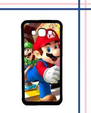 Casing HARDCASE Bergambar Motif Untuk Samsung Galaxy On7 2015 / On7 Pro Super Mario I0001 Case