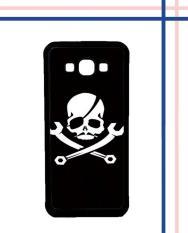 Casing HARDCASE Bergambar Motif Untuk Samsung Galaxy On7 2015 / On7 Pro Superman Is Dead Outsider