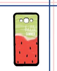 Casing HARDCASE Bergambar Motif Untuk Samsung Galaxy On7 2015 / On7 Pro watercolor summer X4811 Case