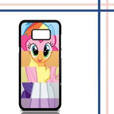 Casing HARDCASE Bergambar Motif Untuk Samsung Galaxy S8 little ponny slice T0115