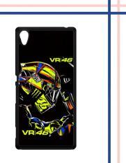 Spesifikasi Casing Hardcase Bergambar Motif Untuk Sony Xperia Z4 Valentino Rossi Case