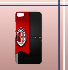 Casing HARDCASE Bergambar Motif Untuk Vivo V5 Plus Ac Milan Football Club E1747 Case