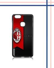 Casing HARDCASE Bergambar Motif Untuk Vivo V7 Plus Ac Milan Football Club E1747 Case