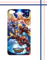Casing HARDCASE Bergambar Motif Untuk Vivo Y55 / Vivo Y55A mobile legend Game Z5194 Case