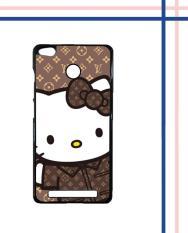 Casing HARDCASE Bergambar Motif Untuk Xiaomi Redmi 3S / Redmi 3X / Redmi 3 PRO Prime hello kitty mini refrigerator E1413 Case
