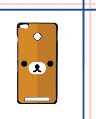Casing HARDCASE Bergambar Motif Untuk Xiaomi Redmi 3S / Redmi 3X / Redmi 3 PRO Prime teddy bears walp T0213