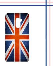 Casing HARDCASE Bergambar Motif Untuk Xiaomi Redmi 4 Prime English Flag O0146 Case