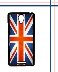 Casing HARDCASE Bergambar Motif Untuk Xiaomi Redmi Note 2 / Redmi Note 2 Prime English Flag O0146 Case