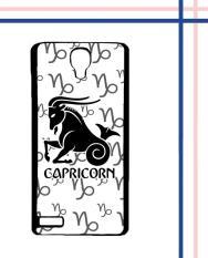 Casing HARDCASE Bergambar Motif Untuk Xiaomi Redmi Note capricorn W3984