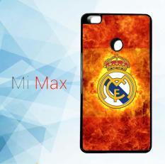 Casing Hardcase HP Xiaomi Mi Max Real Madrid 2016 X4259