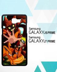 Casing Hardcase Samsung Galaxy J7 Prime Naruto Sage Mode Biju Z3607 Case Cover Terbaru