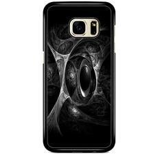Casing Hardcase Samsung Galaxy Note 5 Motif Oakley Black Art Z4868
