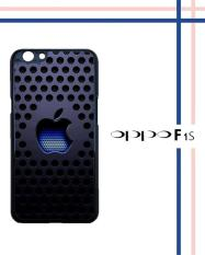 Casing HARDCASE untuk hp Oppo F1s Selfie Expert Apple Inc Logo Pattern