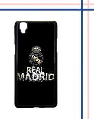 Casing HARDCASE untuk hp Oppo R7S Real Madrid E0491