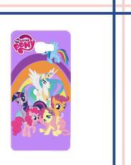 Casing Hardcase Untuk Hp Samsung Galaxy C9 Pro My Little Ponny Cases Diskon 30