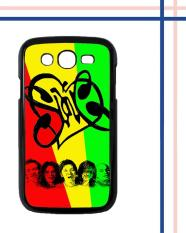 Casing HARDCASE untuk hp Samsung Galaxy Grand Neo slank music band L0661