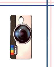 Casing HARDCASE untuk hp Xiaomi Mi 4 Instagram
