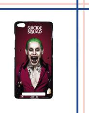 Casing HARDCASE untuk hp Xiaomi Redmi 3 Suicide Squad Movies Joker Poster 2016 M00040