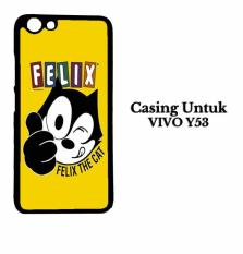 Casing Hardcase Vivo Y53 Felix The Cat Custom Case Cover Diskon Akhir Tahun