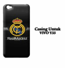 Harga Casing Hardcase Vivo Y55 Real Madrid Custom Case Cover Cases Terbaik